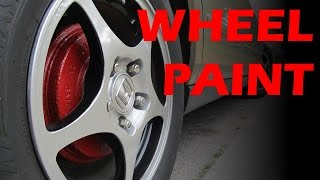 Download How to Paint Your Car's Wheels Two Tone Video