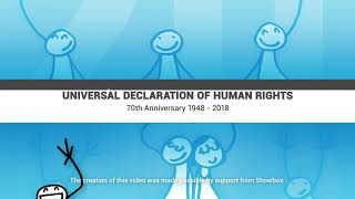 Download Mika Wolfford, Japan, reading article 3 of the UDHR in Japanese Video