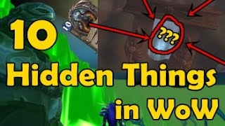 Download 10 Hidden Things in WoW Video
