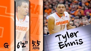 Download Official Highlights | Syracuse PG Tyler Ennis (#18 Pick in the NBA Draft, Phoenix Suns) Video