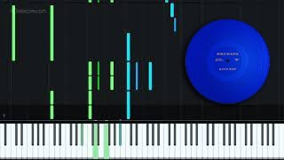 Download Kanye West - Use this Gospel [Piano Tutorial + Sheet music] Video
