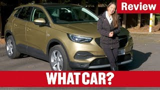 Download 2018 Vauxhall Grandland X review - is Vauxhall's largest SUV a hit? | What Car? Video