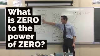 Download What is 0 to the power of 0? Video
