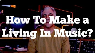Download The Big Question: How To Make a Living In Music? Video
