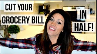 Download 10 TIPS TO CUT YOUR GROCERY BILL IN HALF // One Income Family // Los Angeles Living //10 Tips! Video