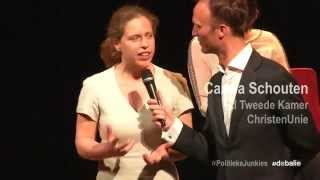 Download Politieke Junkies April 2015 - Kan Carola Schouten spinnen? Video