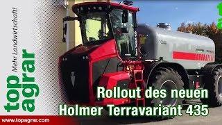 Download Agritechnica-Neuheit 2017: Rollout des neuen HOLMER Terra Variant 435 Video