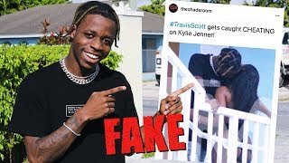 Download We Fooled the Internet w/ Fake Travis Scott Cheating Photo Video