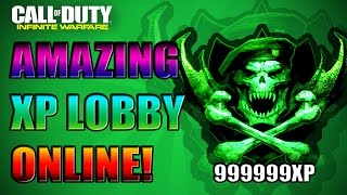 Download IW GLITCH - Bot Lobby (UNLIMITED XP) PRESTIGE 20 MINUTES (2016 After November 1.04 Patch) Video