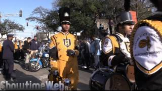 Download Southern University vs Alabama State Marching Band - 2017 Mardi Gras Parade Video