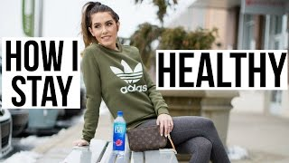 Download HOW I STAY HEALTHY | My Diet & Top 5 Supplements | Shea Whitney Video