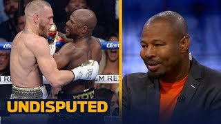 Download Should there be a Mayweather vs McGregor rematch? Shane Mosley weighs in | UNDISPUTED Video