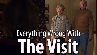Download Everything Wrong With The Visit In 14 Minutes Or Less Video