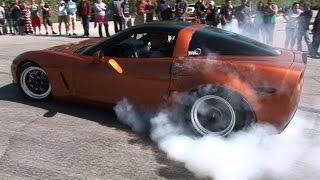 Download CAR SHOW Burnouts Gone WILD Video