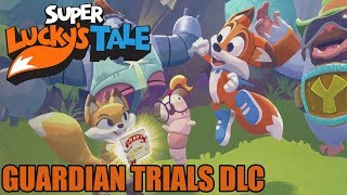 Download Super Lucky's Tale Guardian Trials DLC - Full Gameplay Walkthrough - Xbox One X Video