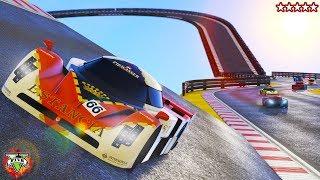 Download GTA 5 Online Racing Fun - Hanging With The Crew On GTA Online Video