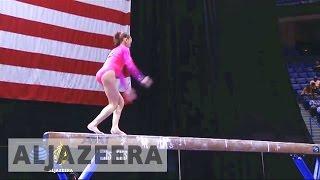 Download Child sex abuse scandal revealed in US gymnastics Video