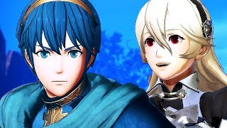Download Fire Emblem Warriors All Cutscenes Movie HD - English Version - Animations Video