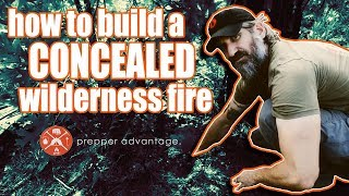 Download How To Build A Concealed Wilderness Fire Video
