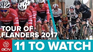 Download Tour Of Flanders 2017 – GCN's Top 11 Riders To Watch Video
