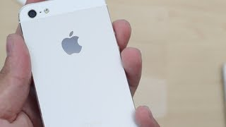 Download White iPhone 5 Unboxing 16GB Video