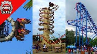 Download Top 10 BIZARRE Roller Coasters Video