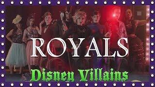 Download Disney Villains sing Royals Video
