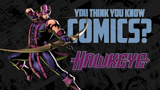 Download Hawkeye - You Think You Know Comics? Video