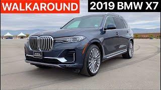 Download 2019 BMW X7 xDrive40i Walkaround (No Talking) Video