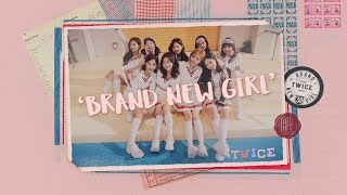 Download TWICE「BRAND NEW GIRL」Music Video Video