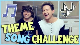 Download THEME SONG CHALLENGE W/ JC CAYLEN Video