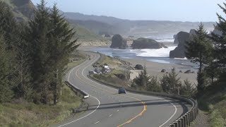 Download America's road: The Pacific Coast Scenic Byway Video