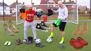 Download FOOTWEAR FOOTBALL | with Theo Baker Video