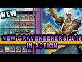 Download NEW GRAVEKEEPERS 2018 IN ACTION GAMEPLAY! USING NEW GRAVE KEEPER FUSION MONSTER! + DECK PROFILE Video