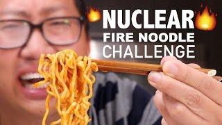 Download NUCLEAR FIRE NOODLE CHALLENGE - *43% VOMIT ALERT* Video
