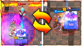 Download WHO'S GONNA WIN?! Nick vs Molt DRAFT MODE - Clash Royale Video