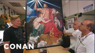 Download Conan Visits A Pawn Shop Video
