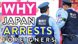 Download Why Japan Arrests Foreigners Video