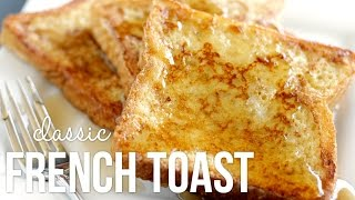 Download How to Make French Toast!! Classic Quick and Easy Recipe Video