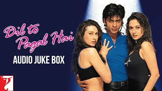 Download Dil To Pagal Hai | Full Songs Audio Jukebox | Shah Rukh Khan | Madhuri Dixit | Karisma Kapoor Video