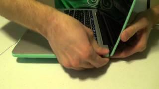 Download Kuzy MacBook Pro Retina Case Review Video