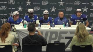 Download 2016 5A State Champions Beauregard Hornets Post Game Press Conference Video