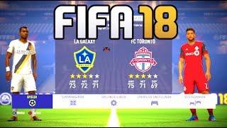 Download FIFA 18 - LA GALAXY vs FC TORONTO Full Gameplay (Xbox One, PS4, PC) Video