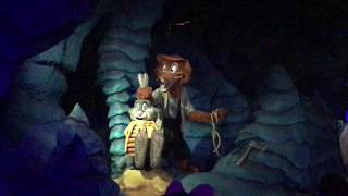 Download Splash Mountain Evacuation, Ride Breakdown at Magic Kingdom - Woman Jumps from Vehicle Video