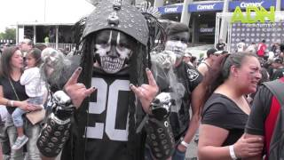 Download Raiders en México; el Estadio Azteca se 'pintó' de negro y plata Video