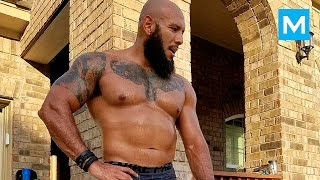 Download US Marines Veteran Training | Muscle Madness Video