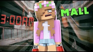 Download DO NOT GO TO THE MALL AFTER 3AM | Minecraft Little Kelly Video