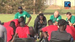 Download [LIVE] Suivez en direct de Saly la séance d'entraînement de l'équipe nationale du Sénégal du 23 Mai Video