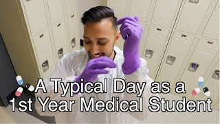 Download A Typical Day of a Medical Student I Med School Vlog I Video