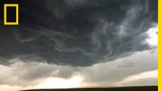 Download Time-Lapse: Mesmerizing ″Stormscapes″ Dominate Skies   National Geographic Video